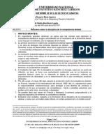 Informe Sobre La Competencia Deseal 2016