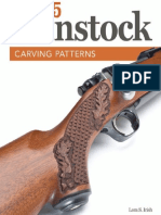 Lora S. Irish 135 Gunstock Carving Patterns