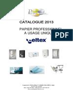 Catalogue Celtex . 2013