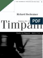 Timpani Hochrainer