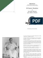 El Santo Nombre - Sri Chaitanya Saraswat Math