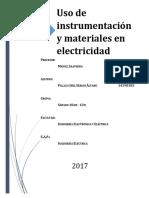 Informe N°2 - Uso de instrumentación y materiales en electricidad.docx