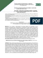Avaliação Da Repelência de Óleos Essenciais Sobre o Caruncho Acanthoscelides Obtectus (Say)
