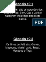 Gênesis - 010.ppt