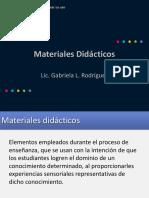 Materiales Didácticos Bases Para Pensar