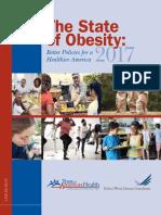 TFAH 2017 ObesityReport FINAL