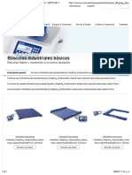Básculas industriales básicas - Descripción general - METTLER TOLEDO