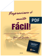 E Book E Muito Facil Improvisar Free Version