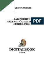 Dale Carnegie - Jak zdobyć przyjaciół i zjednać sobie ludzi.pdf