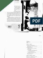 La Sensibilización Gestalt en El Trabajo Terapeutico- Miriam Polit