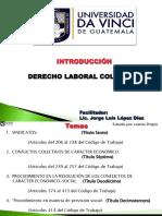 01. Derecho Laboral Colectivo Sustantivo y Adjetivo PDF 12-08-17