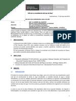 Informe Tecnico Represa Labunday
