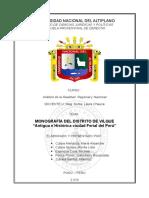 Monografia Vilque Derecho