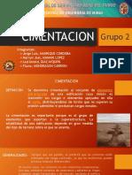 CIMENTACION - Construcciones