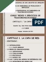 1. La Capa de Red