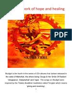 SKULLGIRL by Jarboe, reviewed by Pieter Uys.