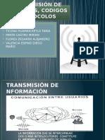 Transmisión de Señales, Codigos y Protocolos