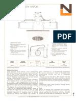 NL Corporation M3075 75w MV Alzak Reflector Downlight Spec Sheet 10-75