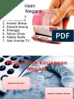 Pengelolaan Keuangan Negara