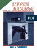 Roy A. Sorensen-Thought Experiments  -Oxford University Press (1998).pdf
