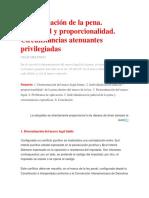 Determinación de la pena Circunstancias atenuantes privilegiadas.docx
