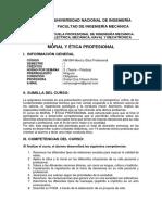 MB894 - Moral y Etica Profesional