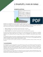 Manual Simpify3d
