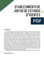Ljungberg Fox - Establecimiento de Hábitos de Estudios Eficientes