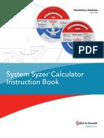 System Syzer TEH-175A