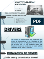 Drivers Diapósitivas