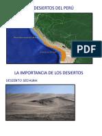 Los Desiertos Del Perú