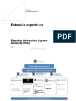 3 Panel Retos y Beneficios de La Construcción de Un Modelo Nacional de Gestión de Riesgos de Seguridad Digital Martin Indrek Miller