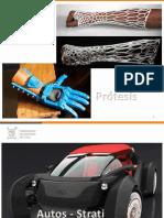 El Salto de La Impresora 3D Al Usuario Domestico - Juan Retamales