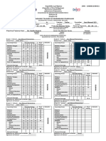 FORM 137 Example