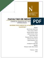 Informe Del Focus