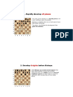 1 101 Essential Chess Tips