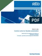 REOVIB Handbook Feeder Controller