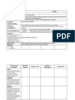 Instructional Plan (7E) Template
