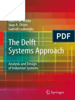The Delft Systems Approach - Analysis and Design of Industrial Systems