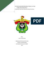 Analisis Akuntansi Pajak Penghasilan Pasal 21 Atas Karyawan Pada Pt x