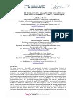 CAUSALIDADE DE GRANGER NA RELAÇÃO ENTRE OS GASTOS COM PESQUISA E O ÍNDICE BOOK-TO-MARKET NAS EMPRESAS BRASILEIRAS
