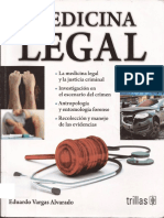 Medicina Legal Vargas