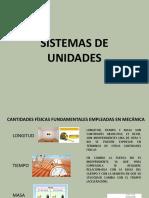 Presentación Sistemas de Unidades