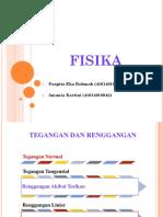 PRESENTASI II (TEGANGAN DAN REGANGAN).pptx