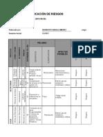 EV02 Matriz Para Identificacion de Peligros Valoracion de Riesgos y Determinacion de Controles