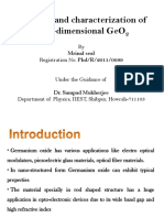 Germanium oxide