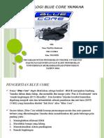 Teknologi Blue Core Yamaha