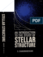 An Introduction to the Study of Stellar Structure 1939