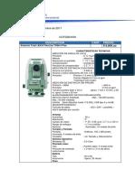 EstacionLeica TS06 5 Plus peru
