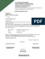 Surat Peminjaman Tmpat